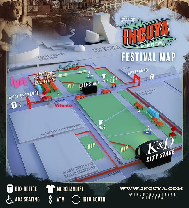 hookup festival tickets